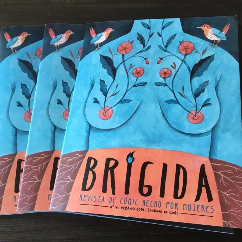 Brígida: Una mirada a la realidad desde el cómic hecho por mujeres
