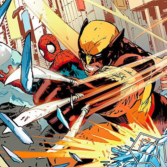 FIC KIDS: Aprende a dibujar superhéroes a la manera Marvel