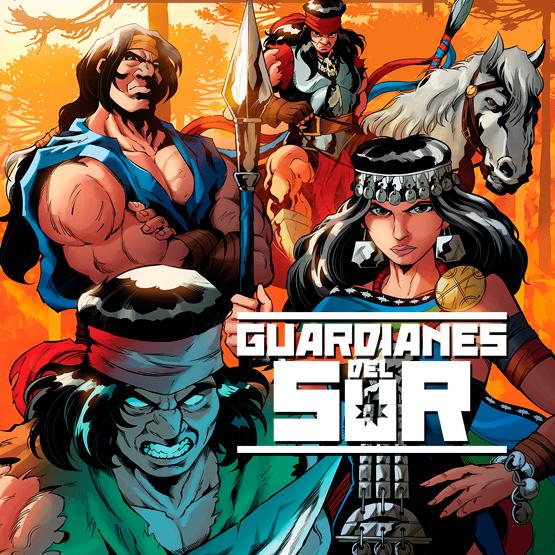 Adelanto: Lautaro - Termina la primera fase de los Guardianes del Sur
