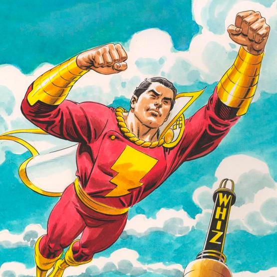 Héroes del cómic: Jerry Ordway